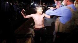 Iraqi Police Stop Boy Suicide Bomber, Cut Bomb Belt Off In Dramatic
