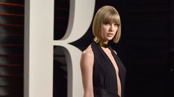 Taylor Swift Took Her Bob And A Plunging Neckline Out On The Town After The