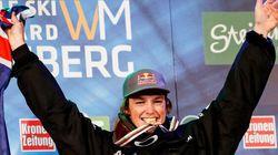 The Aussie World Champion Snowboarder Beating Northern Hemisphere