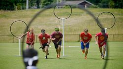 The Day I Played Quidditch With Muggles Was