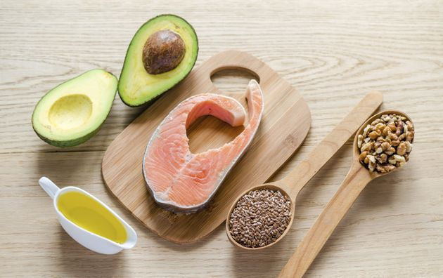 Healthy fats get the thumbs up for hair