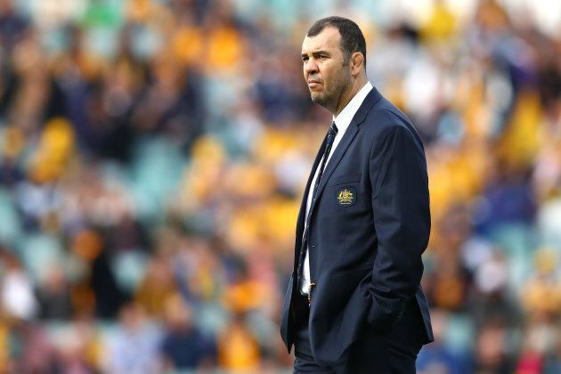 Jack Quigley has asked Wallabies coach Michael Cheika for 15 minutes with the team to tell them what it means to be a rugby fan in Australia.