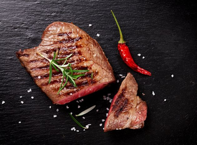 Red meat is one of the highest sources of