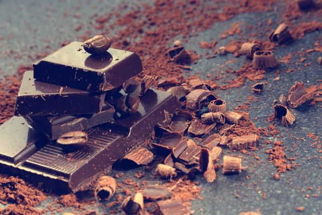 If that's not the best reason to eat dark chocolate, we don't know what