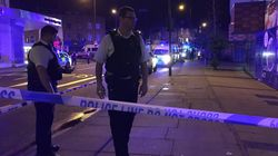 Muslim Worshippers Struck Down By Van Driver In North