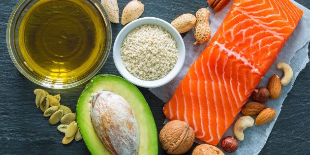 Fats are an important component of counting macros.