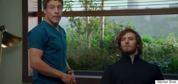 Stephen Peacocke AKA 'Brax' Is An Aussie Nurse In Emotional 'Me Before You'