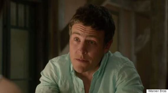 Stephen Peacocke AKA 'Brax' Is An Aussie Nurse In Emotional 'Me Before You'