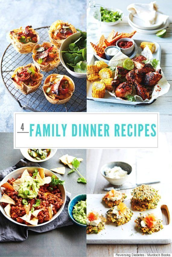 Dinner Recipes The Whole Family Will
