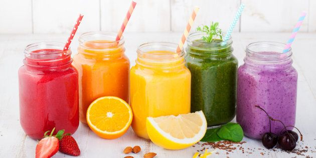 Prep these delicious smoothies for