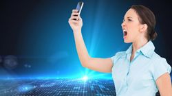 These Awkward Stock Photos Understand Your Phone Battery