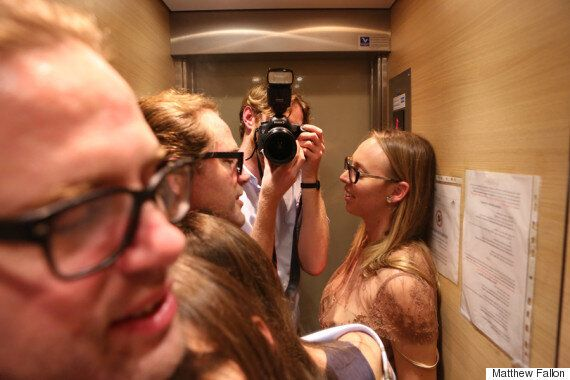 Stuck In An Elevator, And Other Things To Do In