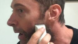 Hugh Jackman Says Goodbye To His Wolverine Chops Once And For