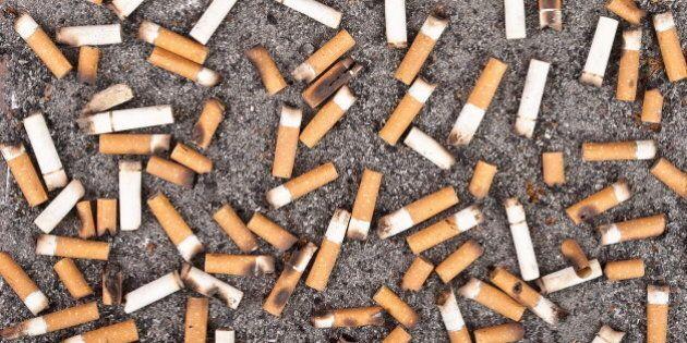 Illegal Cigarette Seizures Keep Border Force