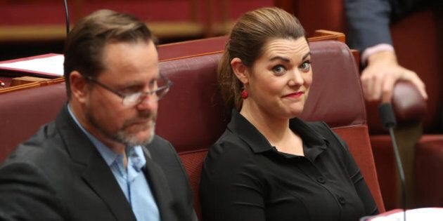 Senator Sarah Hanson-Young is still negotiating 'Gonski 2.0' for the Greens.