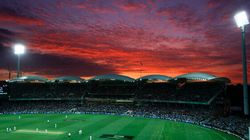 In Pictures: A Stunning Sunset Marks The First-Ever Day-Night Test