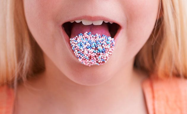 High sugar diets are also thought to be a major source of tooth decay in