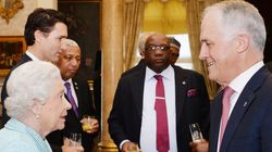 When Republican Malcolm Met Queen Elizabeth