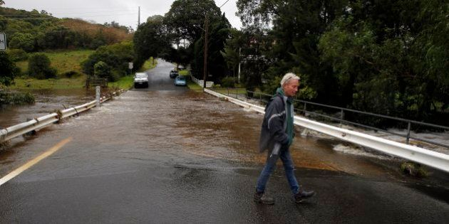 Flood Evacuations After Wild Weather Rock NSW Coastal