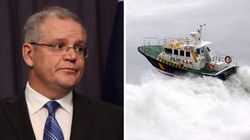 Scott Morrison Sails Plainly Into A Squall With