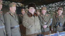 North Korea Fires Short-Range Missile Along Its