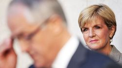 Julie Bishop Describes Malcolm Turnbull As 'A Breath Of Fresh Air' At Liberal Party
