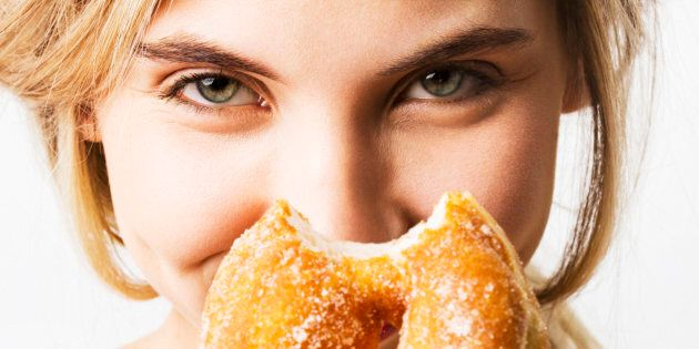 High saturated fat and simple carb intake can lead to obesity, which worsens PCOS symptoms.