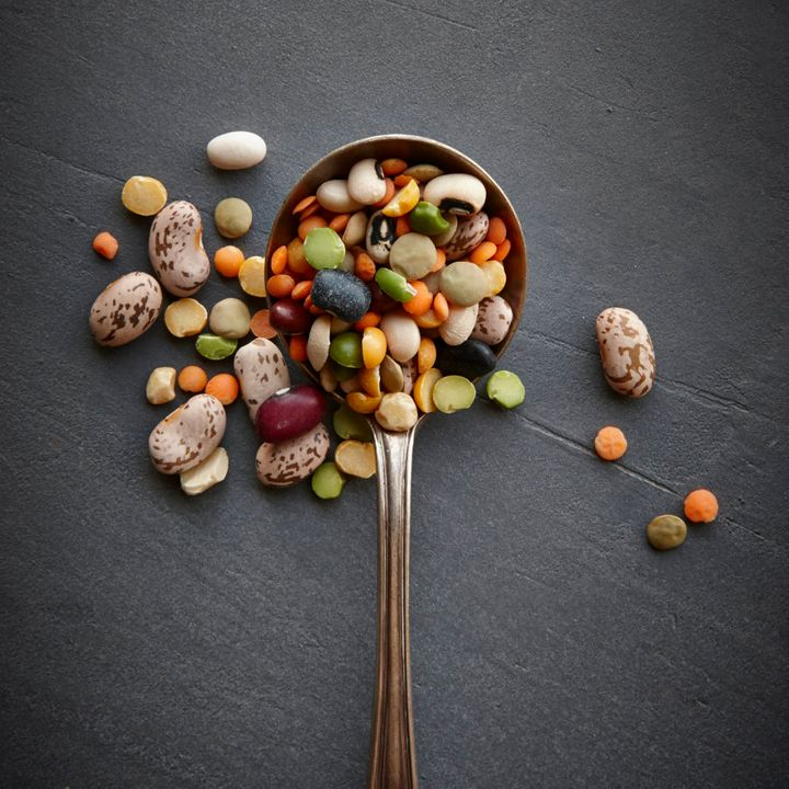 Legumes are a quality source of low GI carbohydrates that will keep you full for longer.