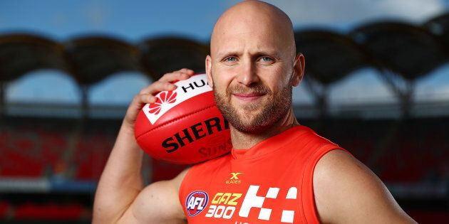 Players like this guy, Gary Ablett Jr, are about to earn a whole lot