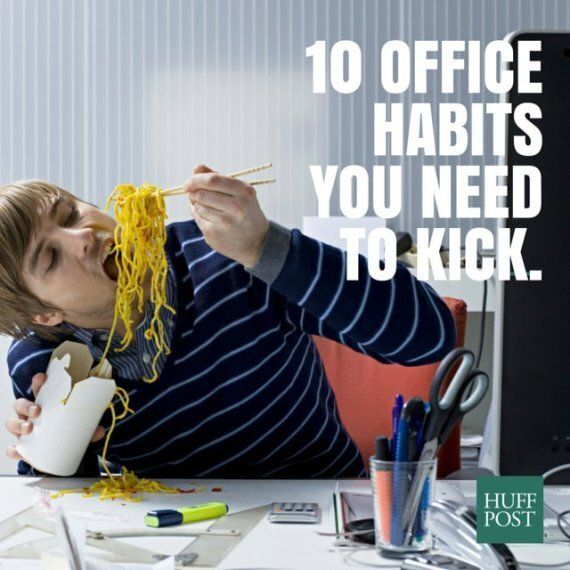 Annoying Office Habits You Should Kick To The