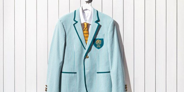 The 2016 Australian Olympic Team Uniform