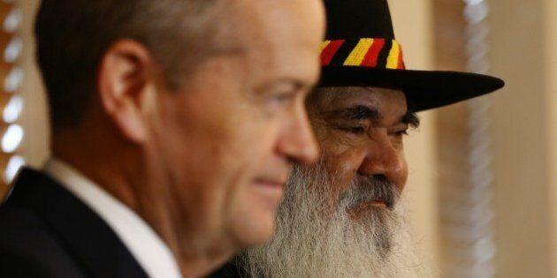 Indigenous Leader Pat Dodson To Become Labor Senator For
