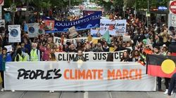 Australians Join Global Rallies Calling For Stronger Climate Change