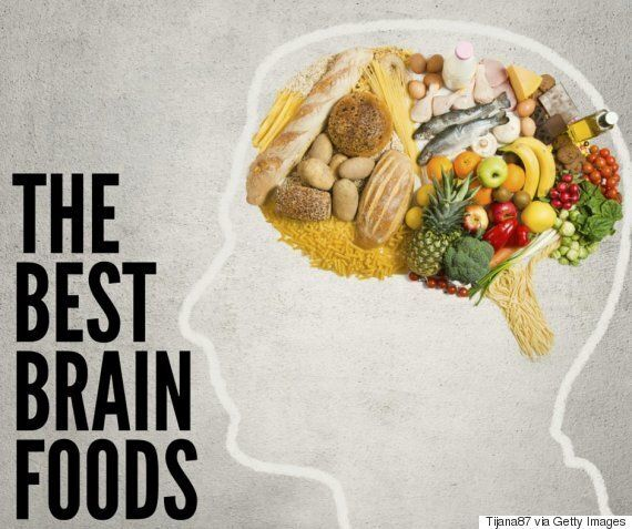 Foods To Eat For Good Brain