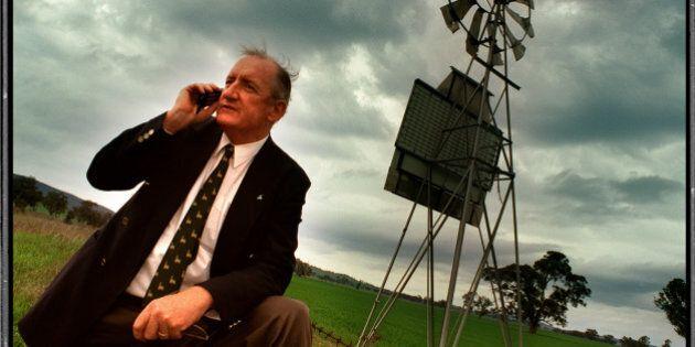 Former Deputy PM Tim Fischer Got Lost In The Bush