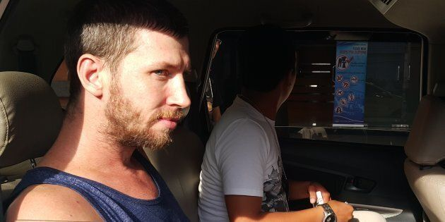 West Australian Shaun Davidson, 33, hasn't been seen since he and four other prisoners escaped from Kerobokan...