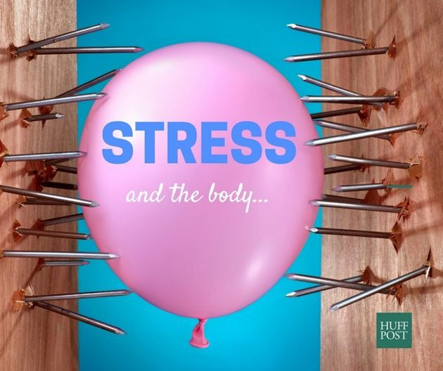 How Being In A Constant State Of Stress Affects The