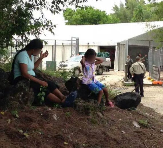 Nauru Detainee Arrested After Climbing Tree And Threatening