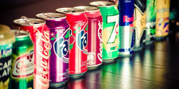 Sugar-Free Soft Drinks Still Erode Your Dental Enamel Like Regular Sugary