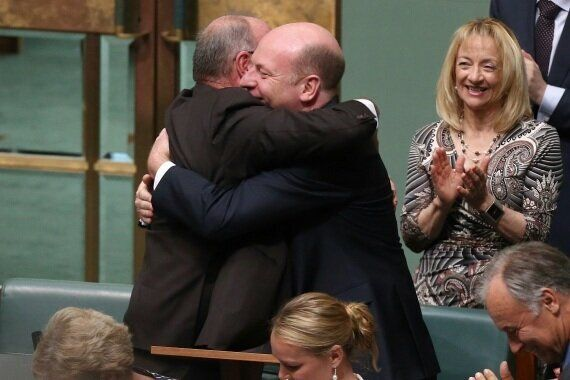 Government And Labor MPs Make Bipartisan Plea For Marriage