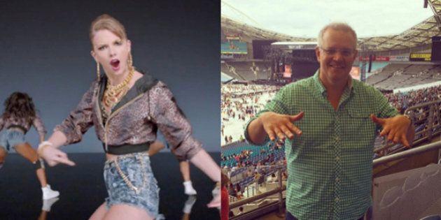 Australian Politicians Can't Stop Quoting Taylor