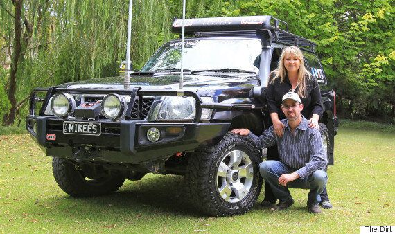 Couple's Passion For The Great Outdoors Saw Them Turn Their Backs On Corporate Life To Open A Camper...