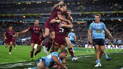 Queensland Pull Off A Miracle Origin 18-16 Victory, Like Only They