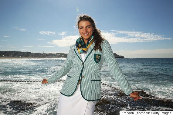 Our Favourite Olympian Jess Fox Just Described Her Sport As 'Poetic, Artistic, Dynamic And