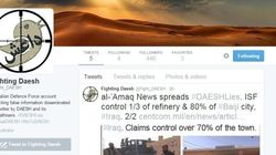 The Defence Force Appears To Be Using Twitter To 'Fight'