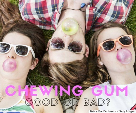 Chewing Gum: Is It Good Or Bad For