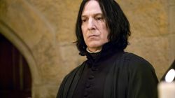 Snape's Very First Words To Harry Potter Have Been Decodeed, And They Prove The Professor's