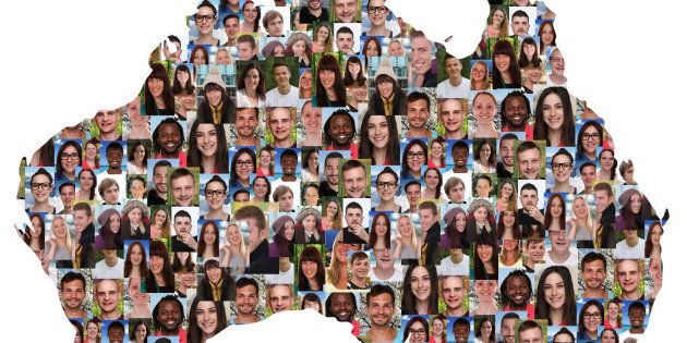 Australia -- a multicultural