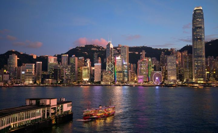 Hong Kong is ranked second. It was number one in the survey.