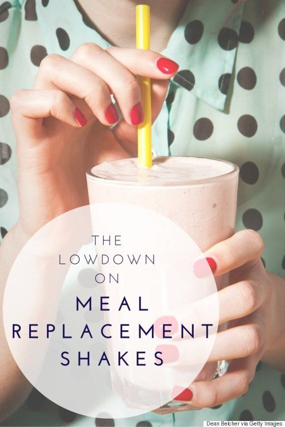 Meal Replacement Shakes: What's The Deal With This Popular Weight Loss